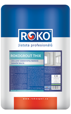 Rokogrout Thix