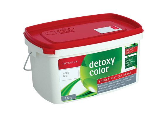 Detoxy Color Interior