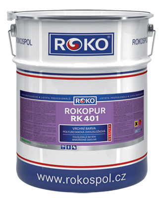 Rokopur email RK 401